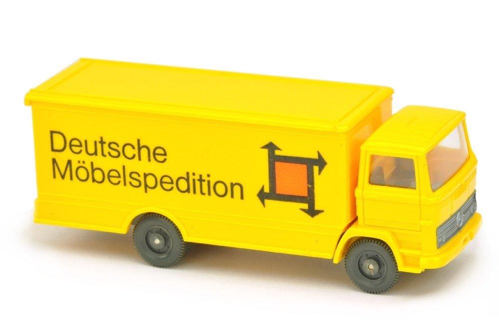 Koffer-LKW MB 1317 Moebelspedition