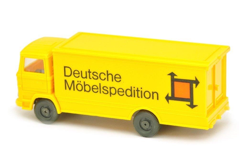 Koffer-LKW MB 1317 Moebelspedition - 2