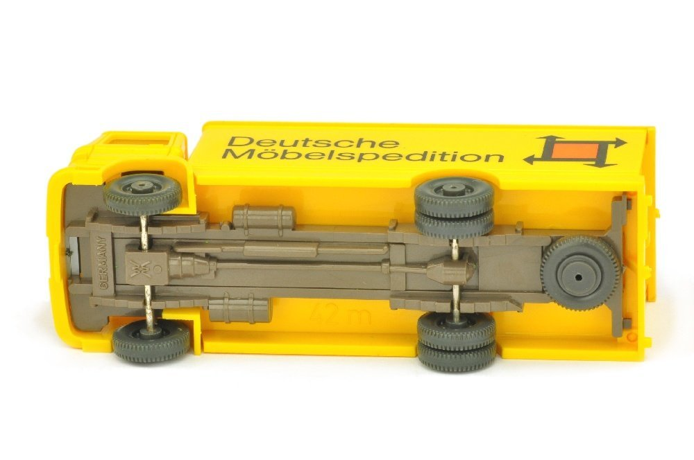 Koffer-LKW MB 1317 Moebelspedition - 3
