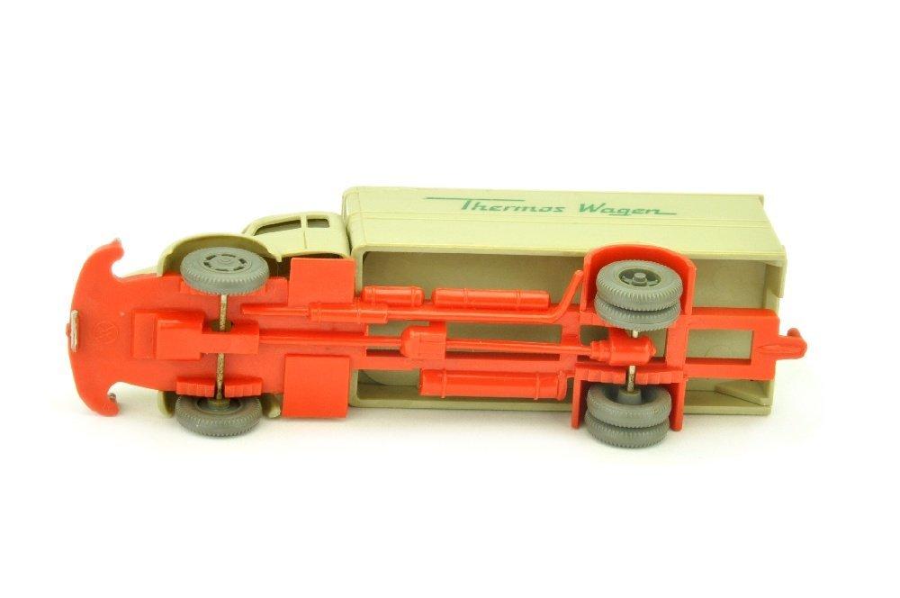 Thermos-Wagen Krupp-Titan, hellgelbgrau - 3