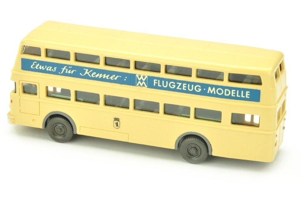 Buessing D2U Flugzeug-Modelle (Linie K) - 2