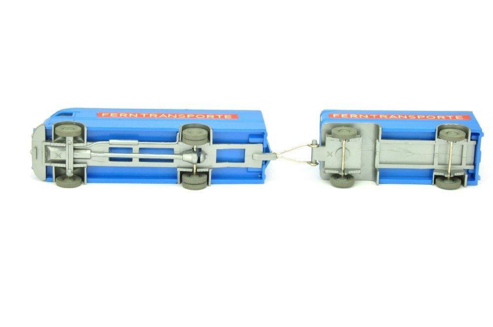 Moebelzug MB 312 Ferntransporte, himmelblau - 3