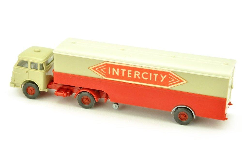 Koffer-Sattelzug MAN 10.230 Intercity - 2