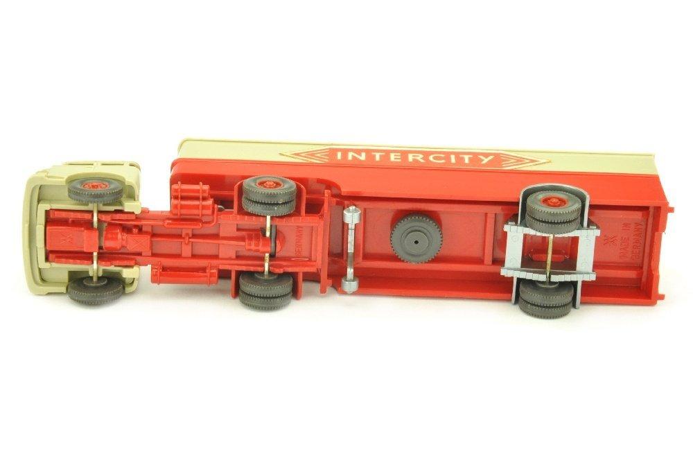 Koffer-Sattelzug MAN 10.230 Intercity - 3