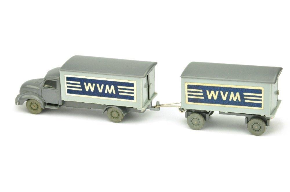 Koffer-Lastzug Magirus WVM - 2