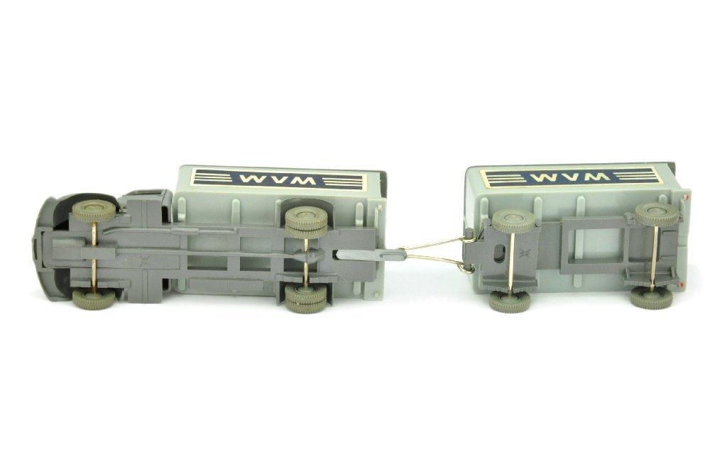 Koffer-Lastzug Magirus WVM - 3