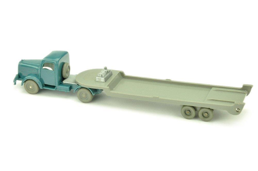 Tieflader (alt) MB 5000, dunkelgraublau - 2