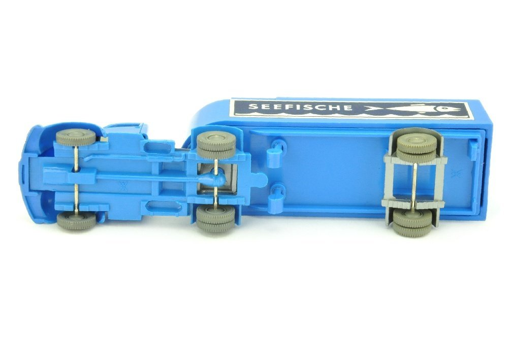 Koffer-SZ Magirus Seefische (neu), himmelblau - 3