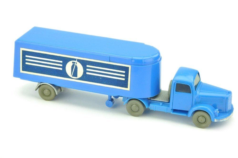 Koffer-SZ MB 3500 Milchkanne, himmelblau