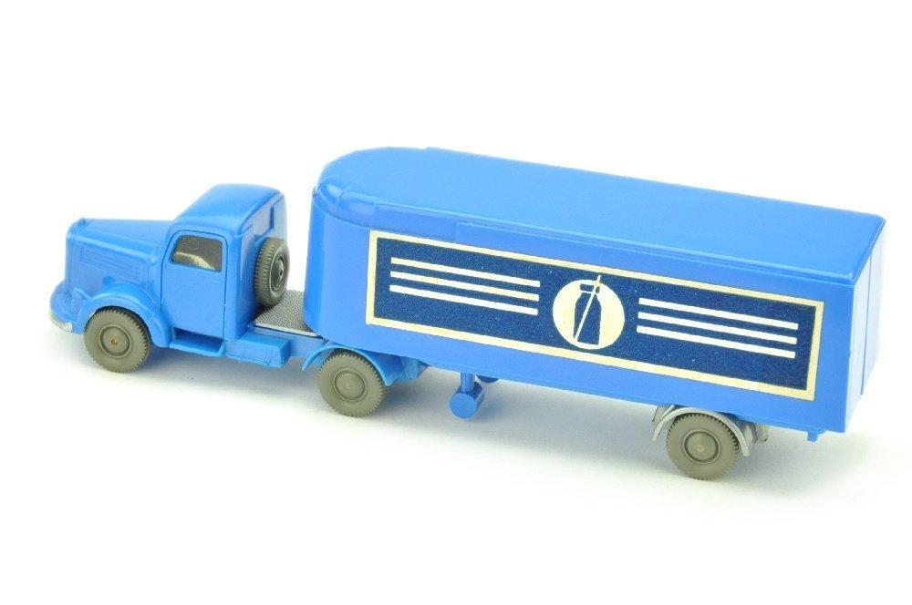 Koffer-SZ MB 3500 Milchkanne, himmelblau - 2