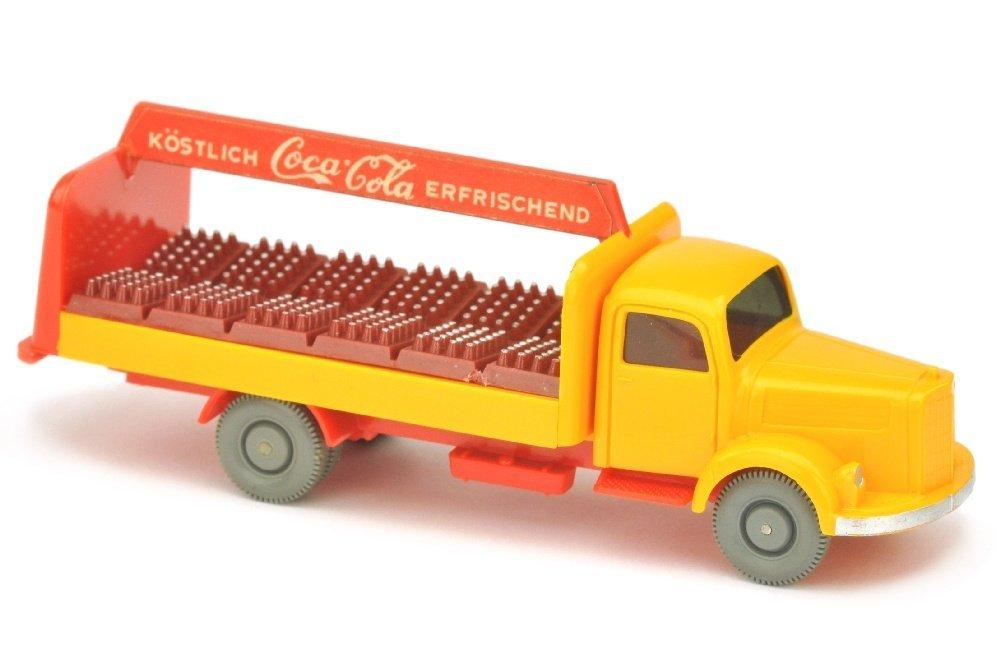 Coca-Cola MB 3500 (Chassis orangerot)