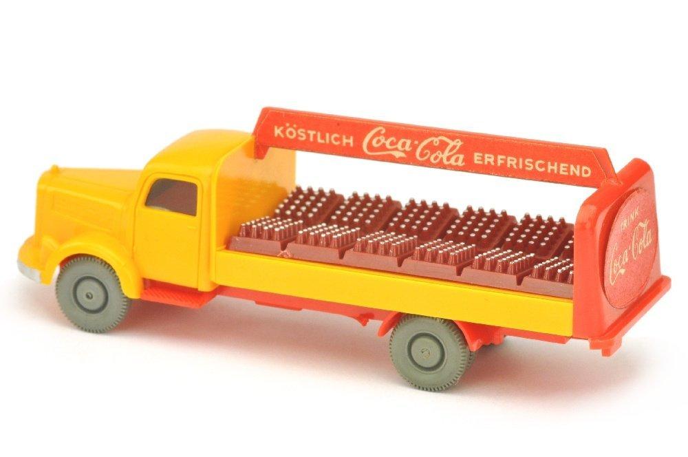 Coca-Cola MB 3500 (Chassis orangerot) - 2