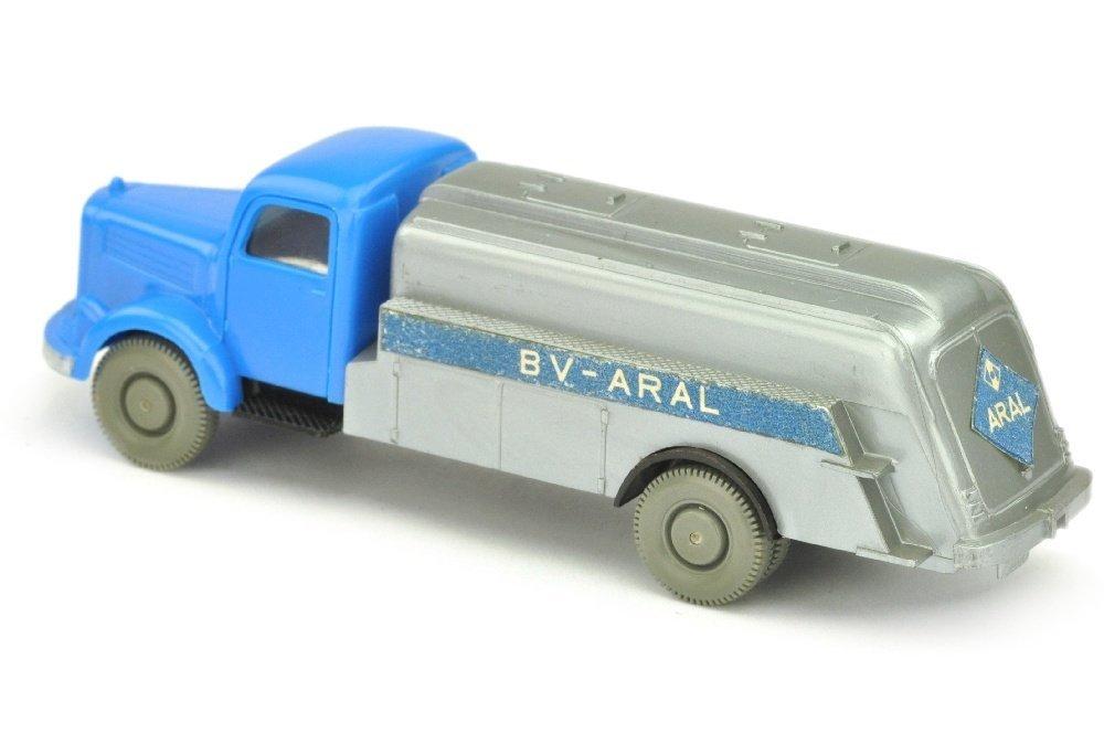 Aral-Tankwagen MB 3500, himmelblau/schwarz - 2