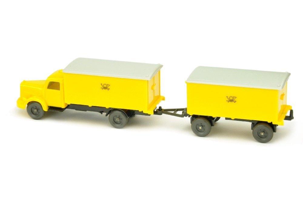 Postzug MB 3500 (mit Dachluefter) - 2