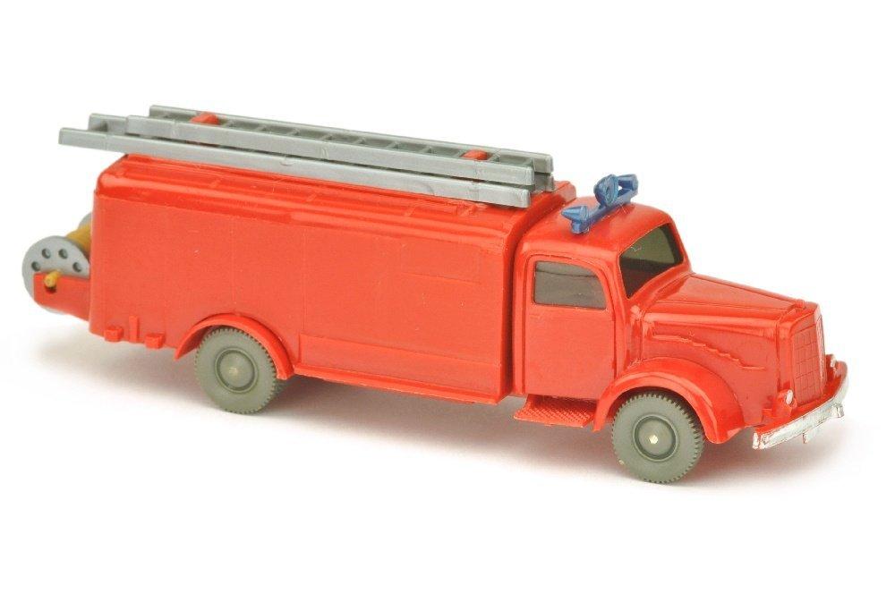 Spritzenwagen MB 5000, rot