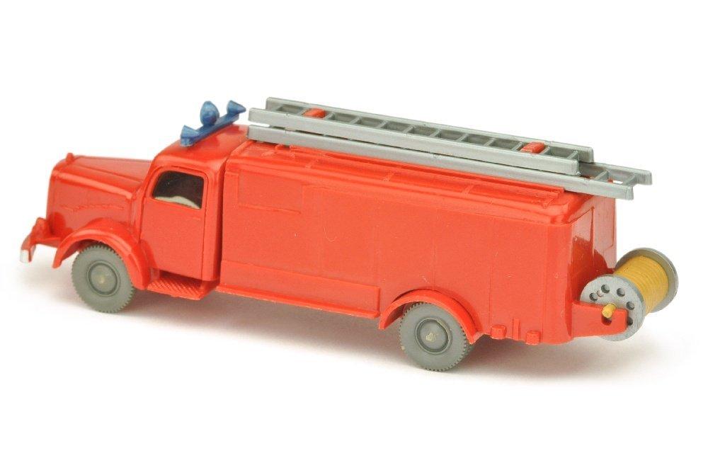 Spritzenwagen MB 5000, rot - 2