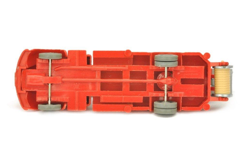 Leiterwagen Magirus, rot - 3