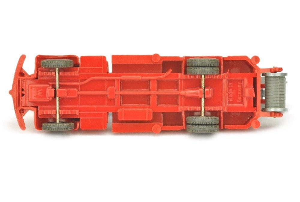 Leiterwagen MB 5000, rot (ein Blaulicht) - 3