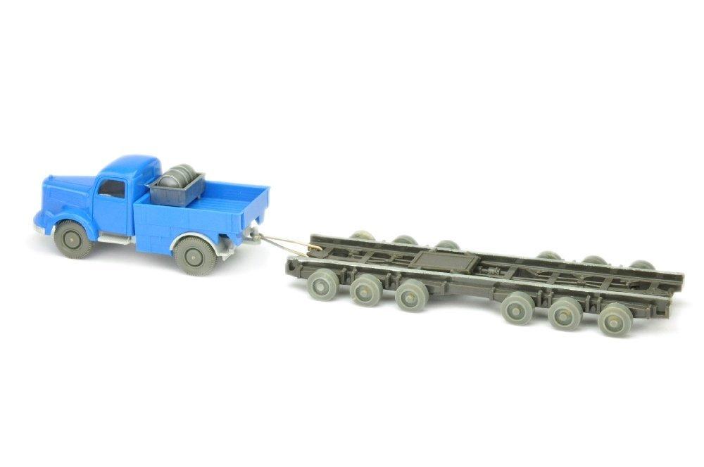 Strassenroller MB 3500, himmelblau/silbergr. (Ork) - 2