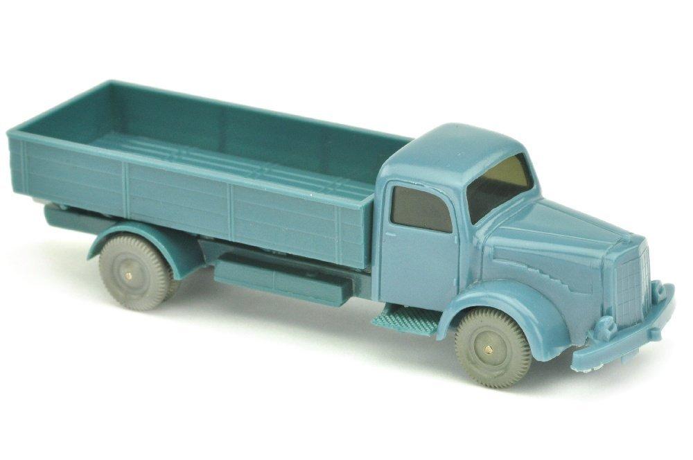 MB 5000 Pritsche, m'graublau/dunkelgraublau