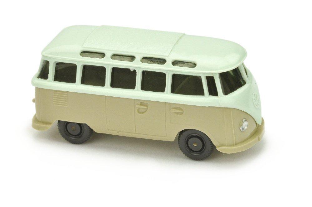 VW T1 Sambabus, papyrusweiss/hellgelbgrau