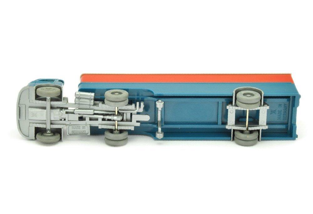 Koffer-Sattelzug Pullman unbeschriftet - 3
