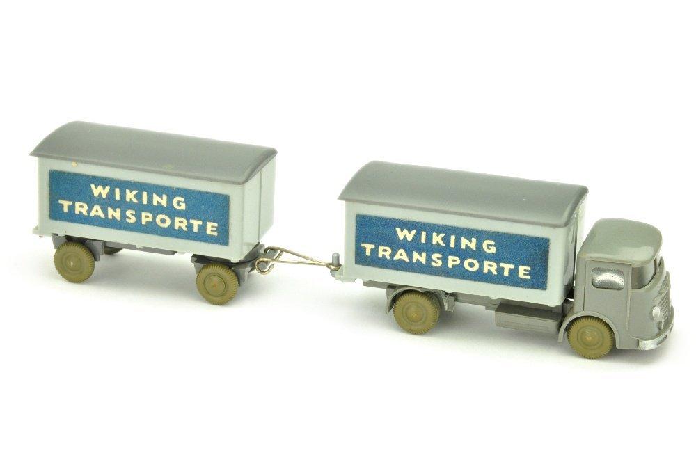 """Kofferzug Buessing 4500 """"Wiking Transporte"""""""