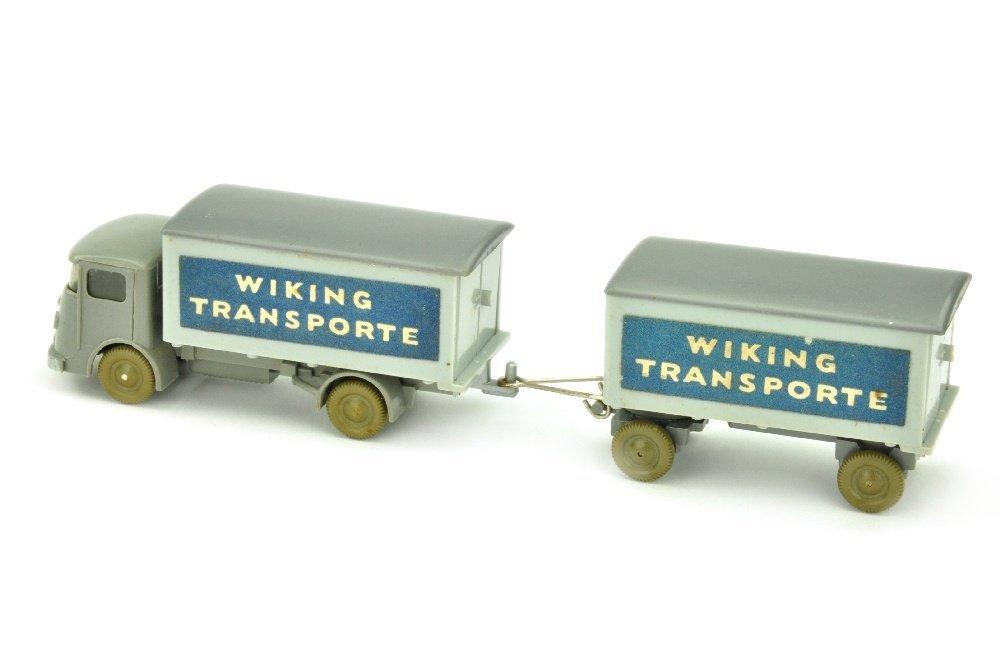 """Kofferzug Buessing 4500 """"Wiking Transporte"""" - 2"""