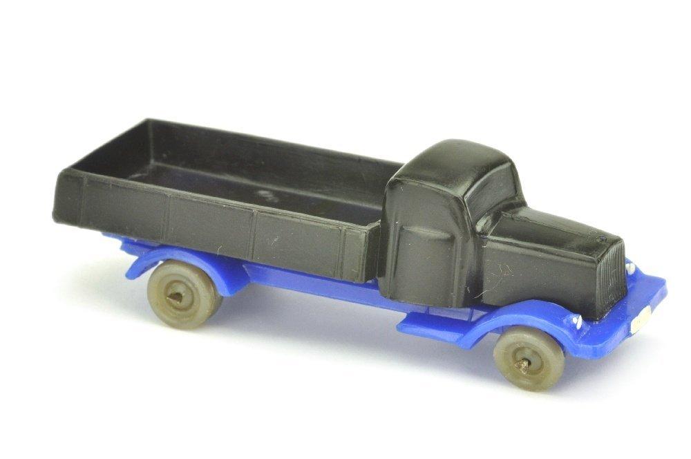 Mercedes Diesel (Typ 2), schwarz/ultramarin