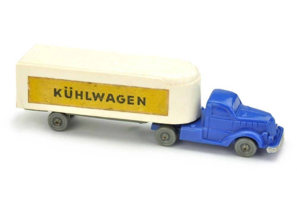 Sattelzug White (Typ 1) Kuehlwagen, weiss