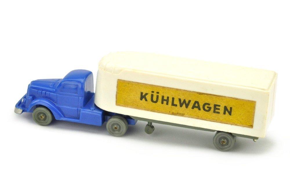 Sattelzug White (Typ 1) Kuehlwagen, weiss - 2