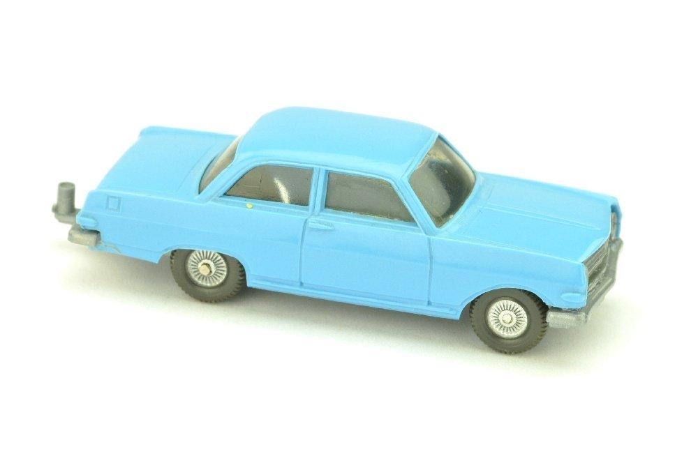 Opel Rekord A, babyblau