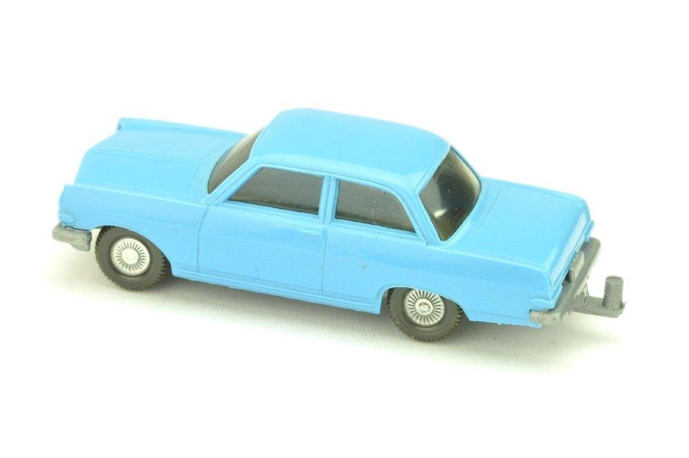 Opel Rekord A, babyblau - 2