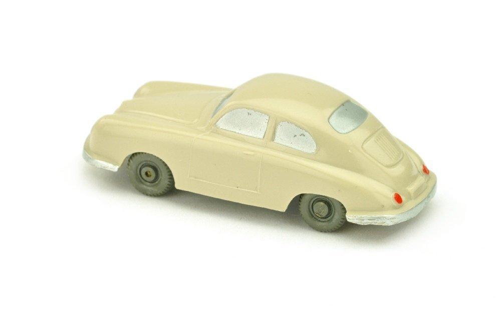 Porsche 356 (Typ 2), dunkelbraunweiss (gesilbert) - 2
