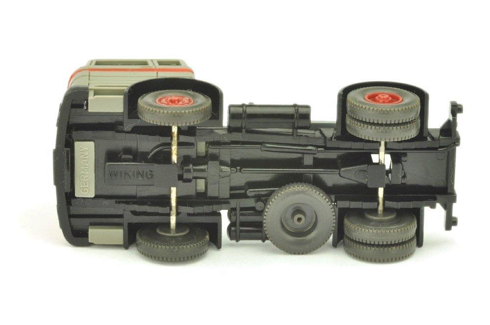 Zugmaschine zum Werbemodell Herzog - 3