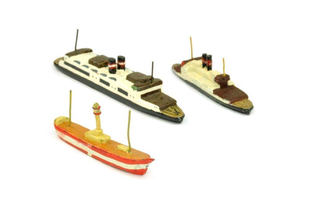PILOT - Konvolut 3 Zivilschiffe