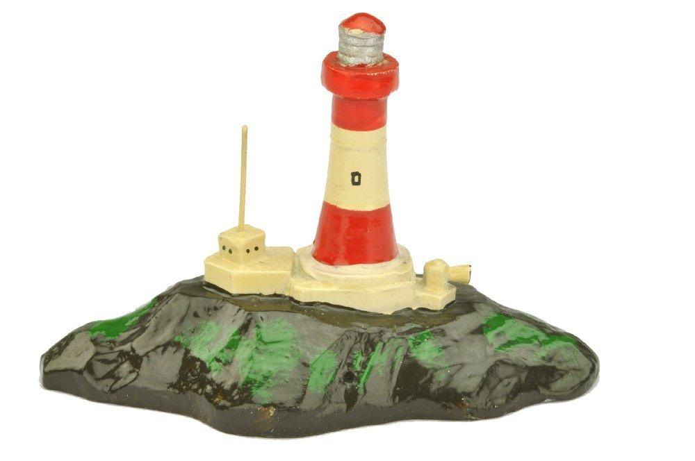 Leuchtturm mit Insel (Typ 2)