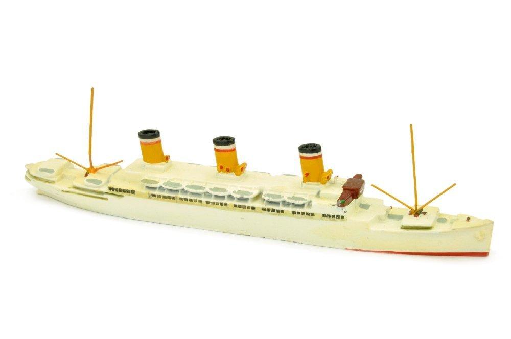 Passagierschiff Reliance