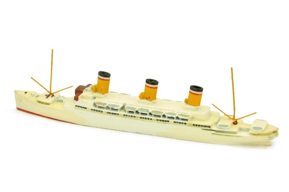 Passagierschiff Reliance - 2