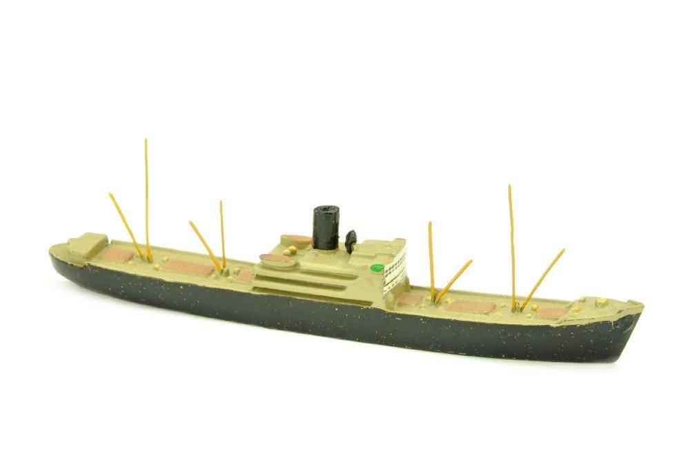 Frachtschiff Leipzig