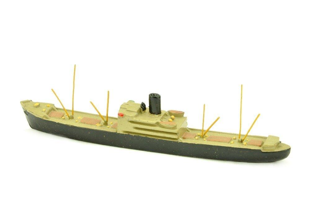 Frachtschiff Leipzig - 2