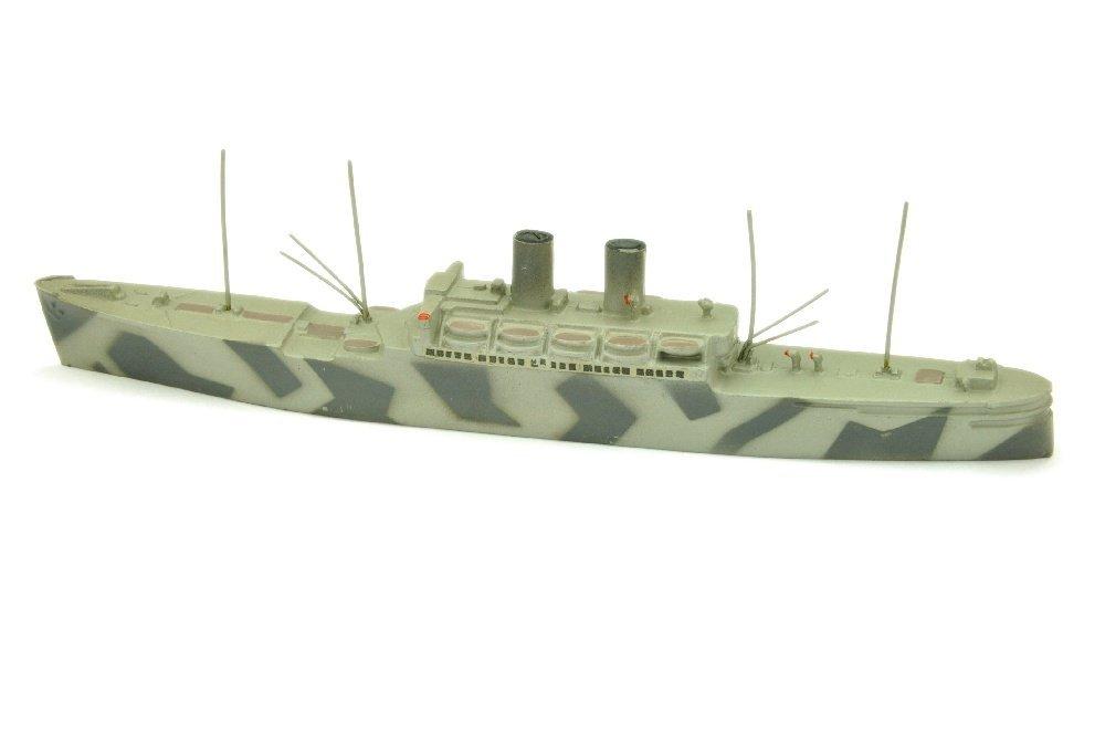 Passagierschiff Deutschland/Hansa (tarnlackiert) - 2