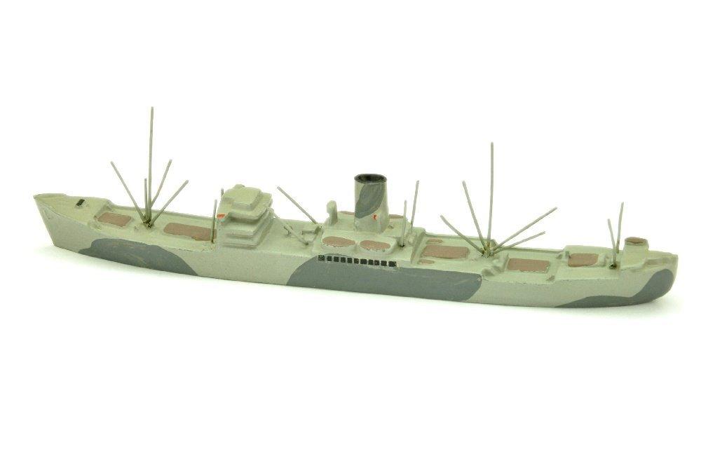 Frachtschiff Hohenfels (tarnlackiert) - 2