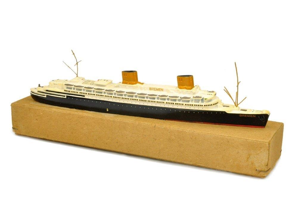 Passagierschiff Bremen (Typ 2, im Ork)