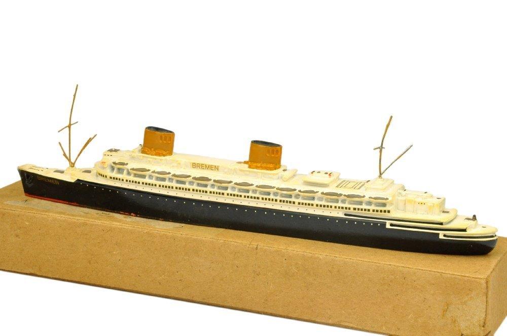 Passagierschiff Bremen (Typ 2, im Ork) - 2