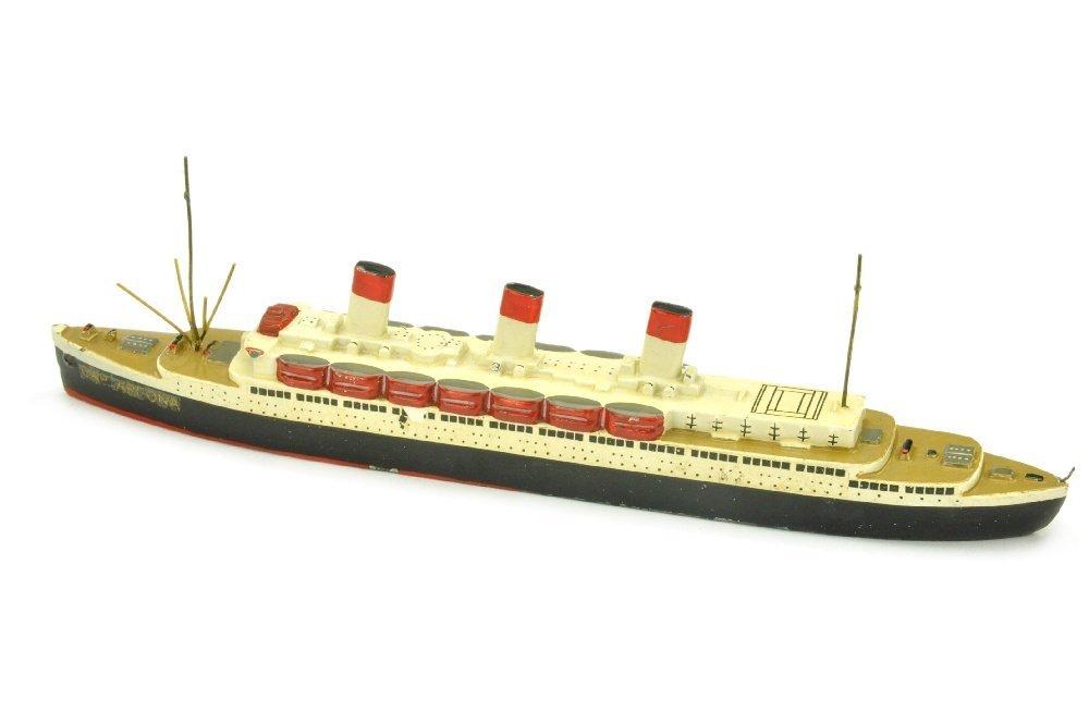 Passagierschiff Cap Arcona - 2