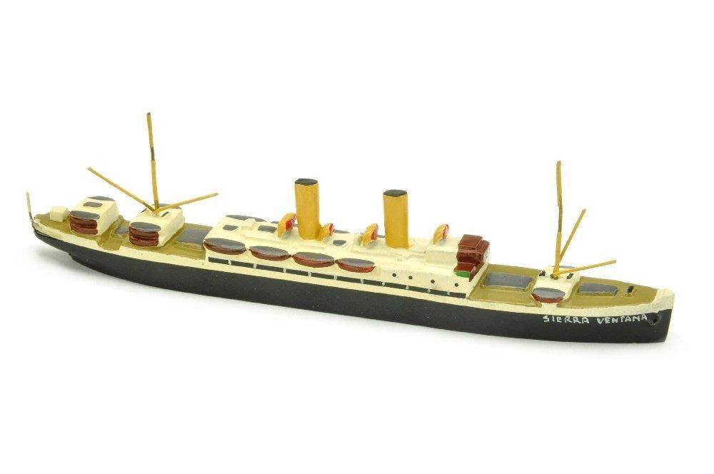 Passagierschiff Sierra Ventana