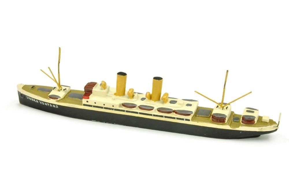 Passagierschiff Sierra Ventana - 2
