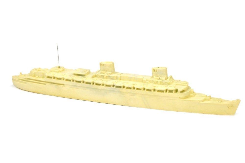 Passagierschiff Bremen/Europa (Kunststoff)