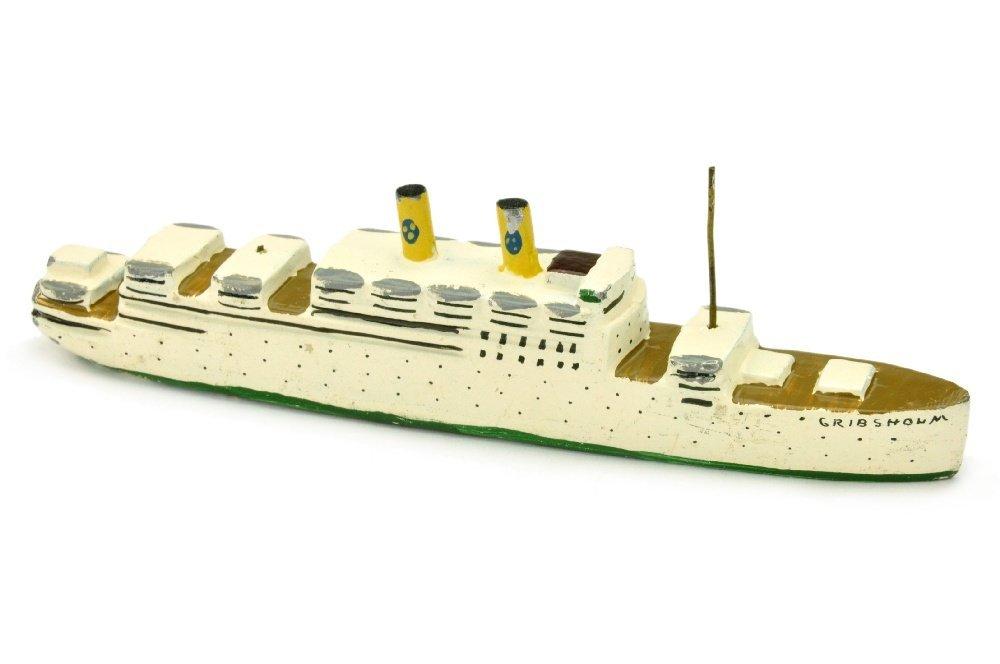 Passagierschiff Gribsholm (PILOT)